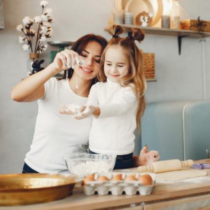 Весело, полезно и вкусно: как приготовление пищи развивает детей