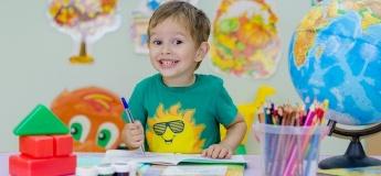 Готовимся к школе: что должен уметь ребёнок в 5 лет?