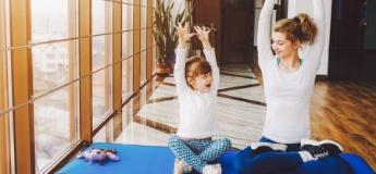 Здоровая спина: упражнения для безупречной осанки школьника