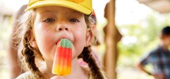 Мороженое для детей: вкусные и оригинальные рецепты