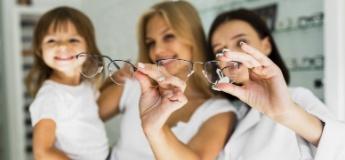 Долой очки: гимнастика для глаз, которая защитит детей от проблем со зрением