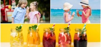 Рятуємося від спеки: рецепти домашнього морозива і лимонаду