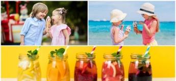 Спасаемся от жары: рецепты домашнего мороженого и лимонада