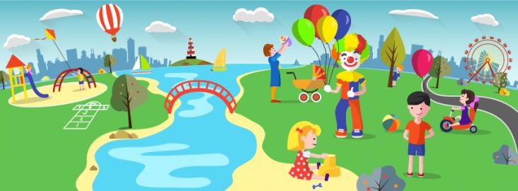 Афиша развлечений для детей и всей семьи в Кривом Роге