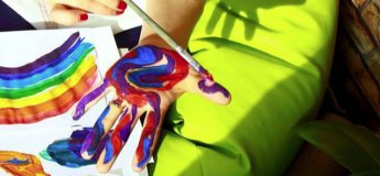 Курс арт-терапії для дітей віком 12-14 років