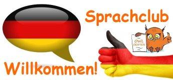 Креативное занятие разговорного немецкого языка