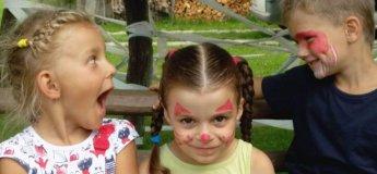 Лагерь для детей и родителей, тайны парков Черниговской губернии