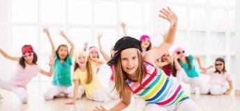 Современные танцы с английскими комментариями