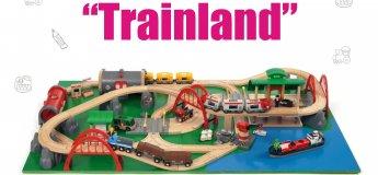 Игровая зона «Trainland»  + летняя терраса