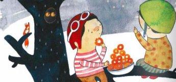 """Виставка книжкових ілюстрацій """"Фонтан казок: як напувати мрії"""""""