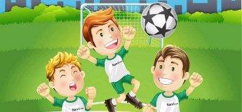 Бесплатное пробное занятие по футболу!