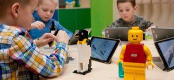 Пробный урок  с LEGO для дошколят