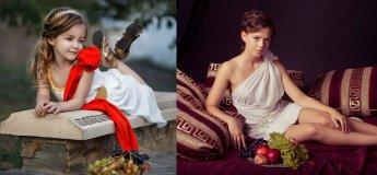 Исторический квест и греческая фотосессия от  ZIRKA