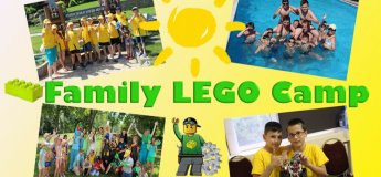 Семейный лагерь FAMILY LEGO CAMP