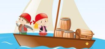 Пиратские приключения в Bartolomeo