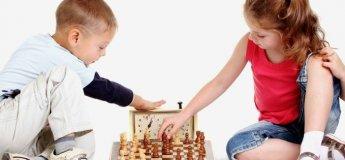 Заняття з шахів для дітей 4-9 років