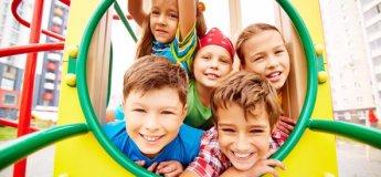 Денний міський англомовний табір Tiny Toes для дітей 6-8 років
