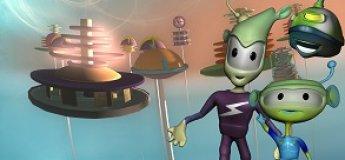 В поисках шоколадной планеты + Космическое путешествие