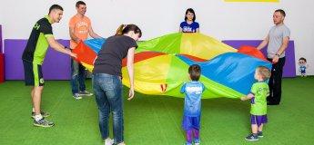 Footbik.Baby - бесплатное занятие  в  Футбик на Одесской