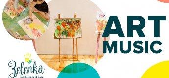 "ART Music в ""Зелёнке"""