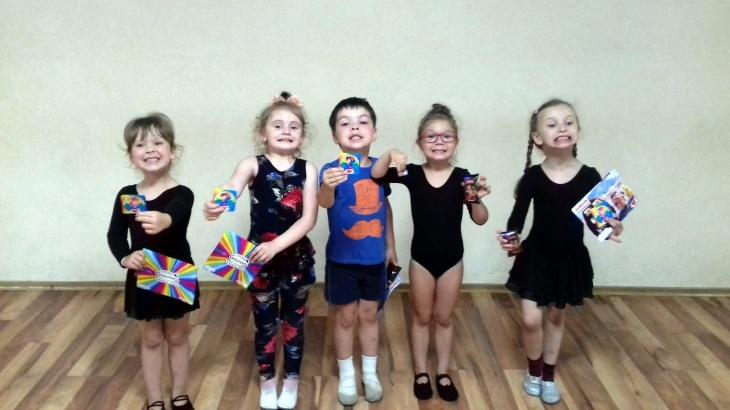 Набор в группы спортивного бального танца
