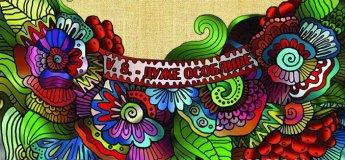 Цветочный фестиваль на Певчем поле