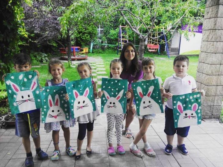 Англоязычный детский сад в Первой Детской Академии