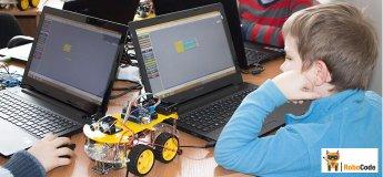 Безкоштовні відкриті уроки з робототехніки та програмування