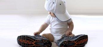 Первые шаги без мамы