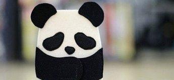 "Майстер-клас ""Чохол для телефону - панда"""
