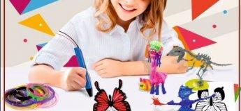Мастер-класс для детей - 3D ручка