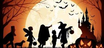 """Праздник Хэллоуин в творческой мастерской """"ТриТОН"""""""
