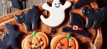 Мастер-класс: Роспись имбирного печенья к Хэллоуину