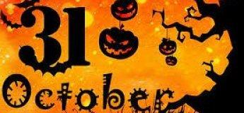 """Хэллоуин в пространстве  """"Малышкин Мир"""""""