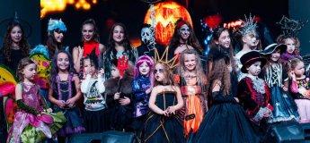 Сказочный праздник: 3-й конкурс-показ Halloween Fashion Party