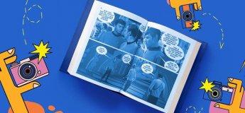 Photo comics: стань автором собственного фото комикса!