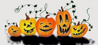 Декор к празднику Хэллоуина своими руками