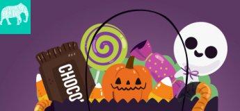 Вечеринка «Хеллоуин с Полосатым слоном»