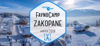 """Лагерь в Польше """"FAYNOCAMP ZAKOPANE"""""""