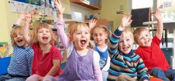 Развивающие занятия на английском языке для малышей