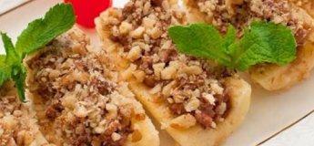Кулінарний майстер-клас із виготовлення фаршированих бананів і арахісового масла