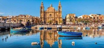 Летние каникулы на Мальте