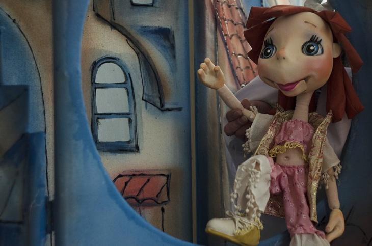 """Принцесса на крыше + бесплатный билет в Дитячу планету, Игроленд или """"Joy Land"""" на выбор"""