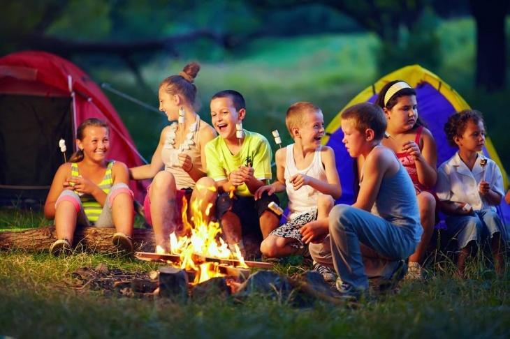 Туризм для детей 7-12 лет
