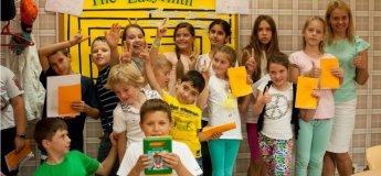 Английский дневной лагерь от Образовательного центра Nickname