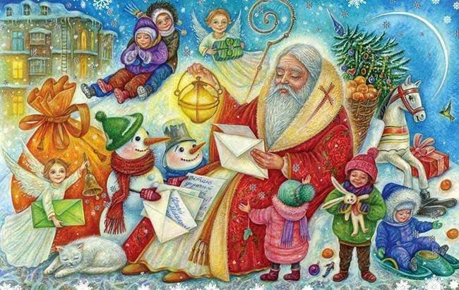 Картинки по запросу праздник святого николая