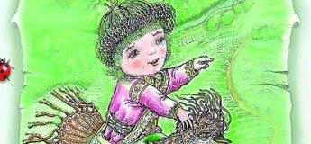 Презентація книги Олександра Виженка «Хлопчик-Укропчик» та показ вистави за казкою