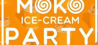 Moko ice-cream party