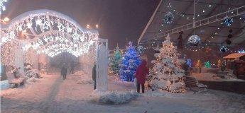 Зимняя сказка на Дарынке