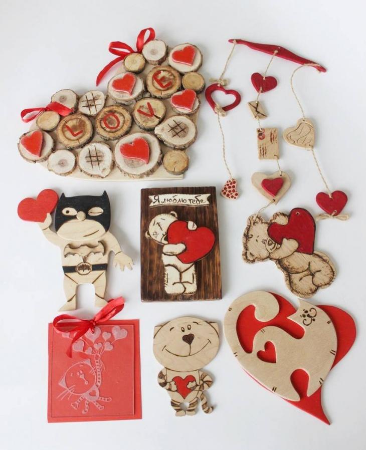 Мастер-классы ко Дню святого Валентина
